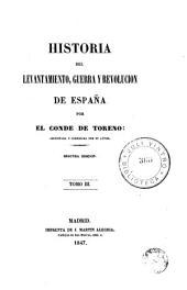 Historia del levantamiento, guerra y revolucion de España, 3