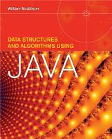 Data Structures and Algorithms Using Java PDF