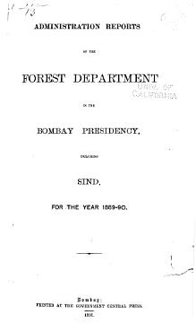 Annual Forest Administration Report PDF