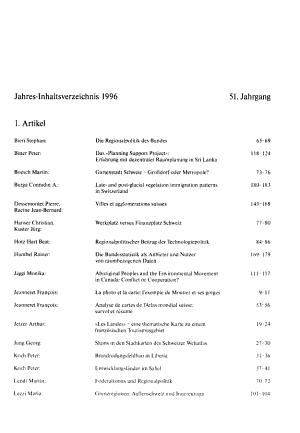 Geographica helvetica PDF
