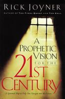 A Prophetic Vision for the 21st Century PDF