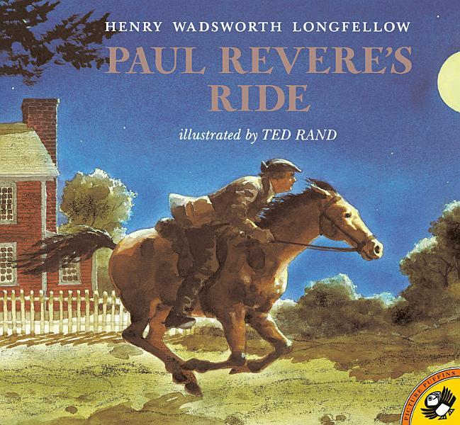 Download Paul Revere s Ride Book