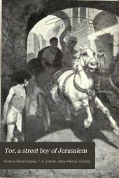 Tor, a Street Boy of Jerusalem