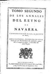 Annales Del Reyno De Navarra: Volumen 2