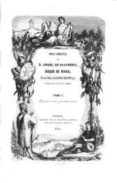 Obras completas: Poesias sueltas y poemas cortos, Volumen 1