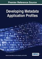 Developing Metadata Application Profiles PDF