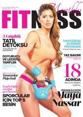 Monthly Fitness - Ağustos 2015: Aylık Sağlık, Bakım, Beslenme, Diyet ve Fitness Dergisi