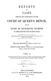 Report of cases argued and determined in the English courts of common law: Volume 101