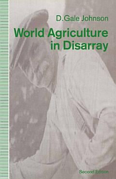 World Agriculture in Disarray PDF
