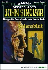 John Sinclair - Folge 1245: Satansblut (1. Teil)