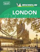 Michelin Green Guide Short Stays London PDF
