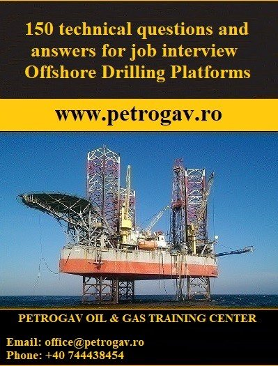 150 technical questions and answers for job interview Offshore Drilling Platforms PDF