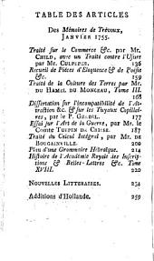 Le journal des sçavans, combiné avec les mémoires de Trévoux: Volume9