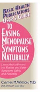 Easing Menopause Symptoms