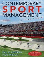Contemporary Sport Management PDF