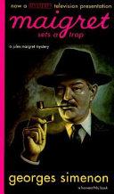 Download Maigret Sets a Trap Book