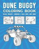 Dune Buggy Coloring Book