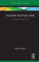 Russian Political War PDF