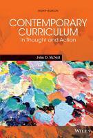 Contemporary Curriculum PDF