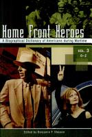 Home Front Heroes PDF