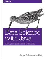 Data Science with Java PDF