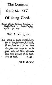 Several Discourses upon the Attributes of God ... Being the sixth volume; published from the originals, by Ralph Barker
