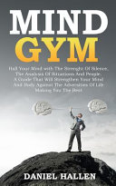 Mind Gym Book