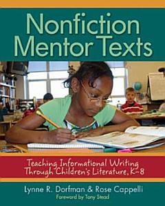 Nonfiction Mentor Texts Book