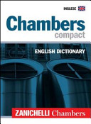 Chambers Compact English Dictionary PDF