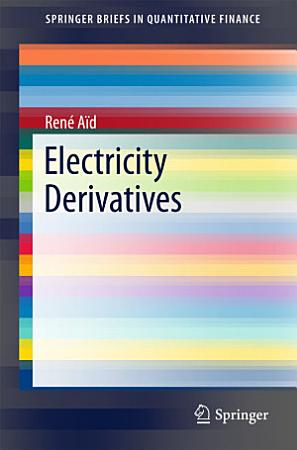 Electricity Derivatives PDF