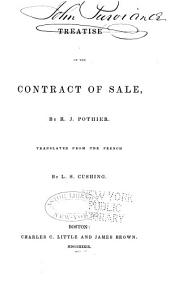 Treatise on the Contract of Sale