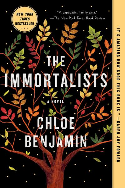 Download The Immortalists Book