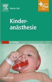 Kinderanästhesie: Ausgabe 8