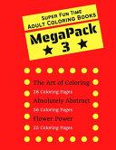 Super Fun Time MEGAPACK 3 - Adult Coloring Books