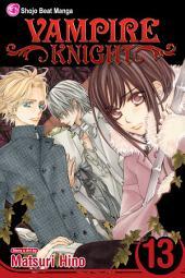 Vampire Knight: Volume 13