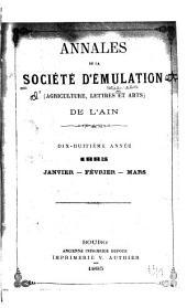 Annales: Volumes18à19