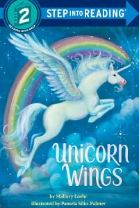 Unicorn Wings Book