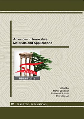 Advances in Innovative Materials and Applications