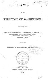 Laws of Washington: Volume 4