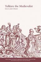 Tolkien the Medievalist PDF