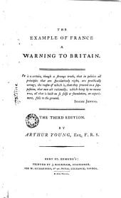 The Example of France, a Warning to Britain ...