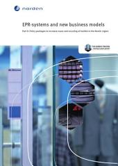 EPR-systems and new business models: Part II: Policy packages to increase reuse and recycling of textiles in the Nordic region