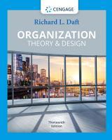 Organization Theory   Design PDF