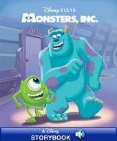 Disney Classic Stories: Monsters, Inc.: A Disney Read-Along