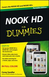NOOK HD For Dummies, Portable Edition: Edition 2