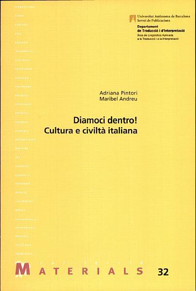 Diamoci Dentro Cultura E Civilta Italiana