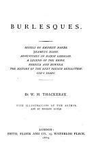Burlesques - [v.17] The Christmas books of Mr. M.A. Titmarsh