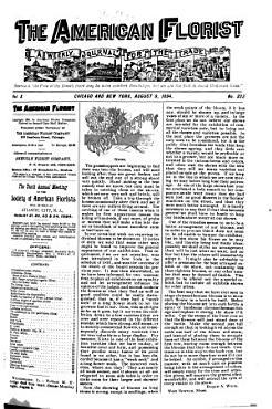American Florist PDF