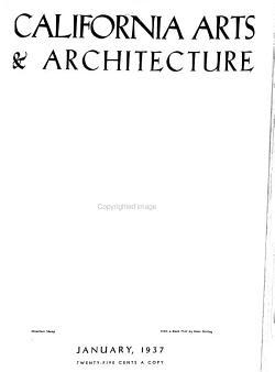 California Arts   Architecture PDF
