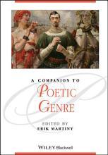 A Companion to Poetic Genre PDF